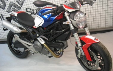 Ducati Bayliss Le Monster