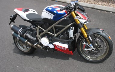 Ducati Bayliss Street