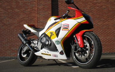 Suzuki GSXR1000 K10 Sheen Replica