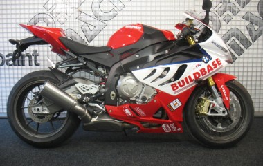 BMW S1000RR Buildbase