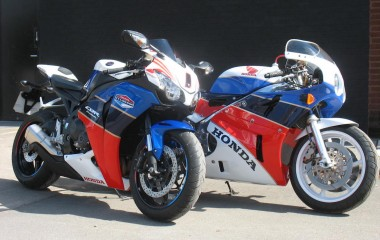 CBR1000RR and RC30