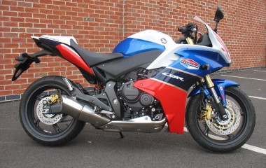 Honda CBR600F TT Legends Replica