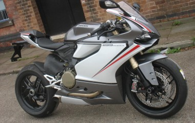 Ducati Panigale Tric Grey