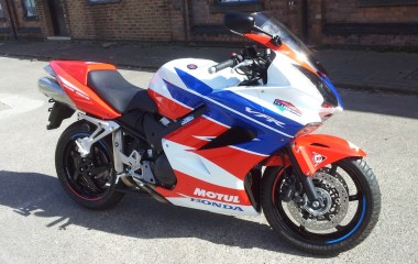 Honda VFR800 TT Legends