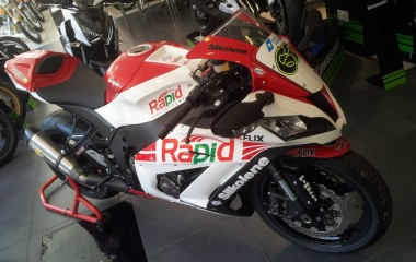 Kawasaki ZX10R Rapid Solicitors