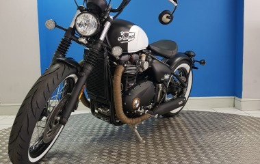 Triumph Bobber High Bars