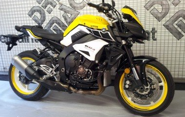 Yamaha MT-10 60th