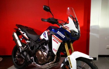 Honda Africa Twin Rothmans