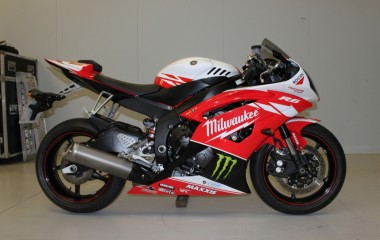 Yamaha YZF R6 Milwaukee