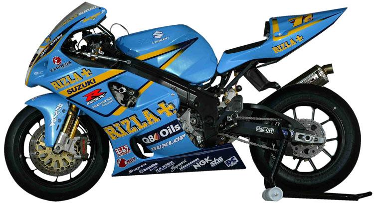 Rizla Suzuki Riders