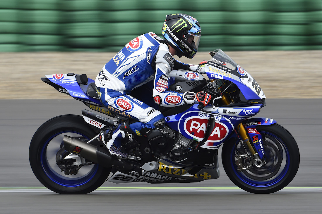 3c7b250e ... machine graphics for the Crescent based team. Riders are former World  Superbike champion Sylvain Guintoli and ex British Superbike champion Alex  lowes.